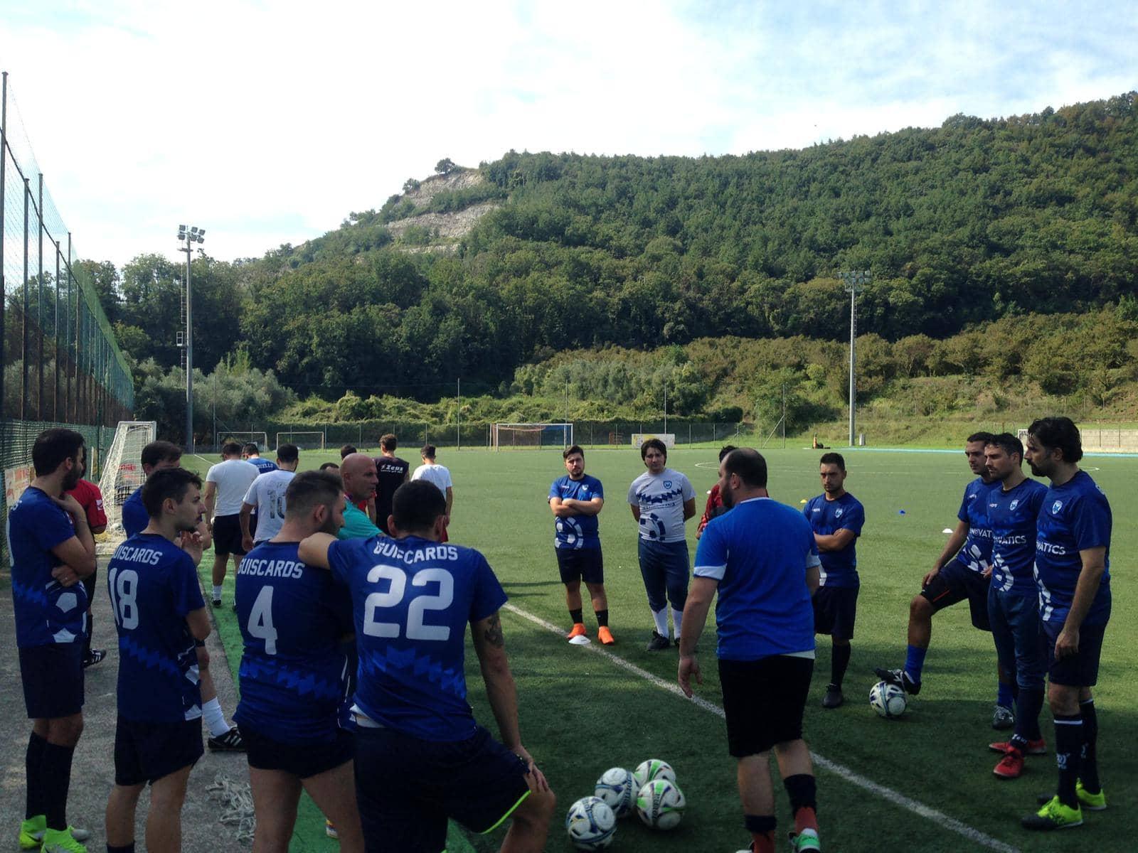 Salerno: i rinforzi per mister Amendola arrivano dal web