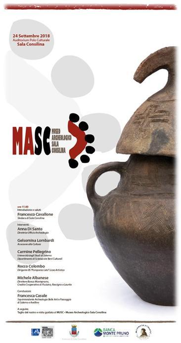 Sala Consilina: riapre il Museo Archeologico