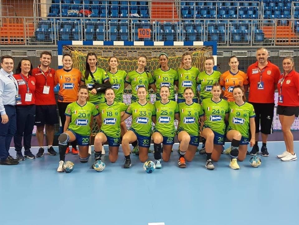 Salerno: La Jomi chiude al 4° posto il girone preliminare