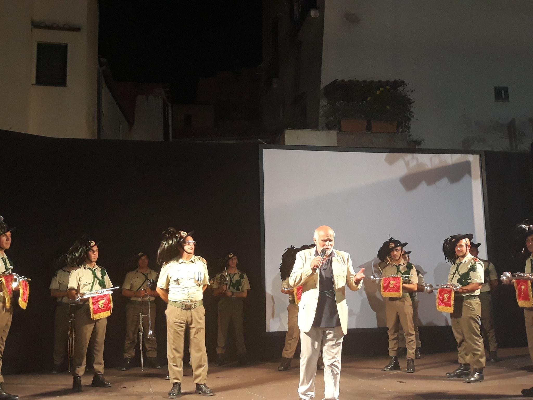 Salerno: il Teatro Dei Barbuti ha ricordato lo sbarco del 9 settembre '43
