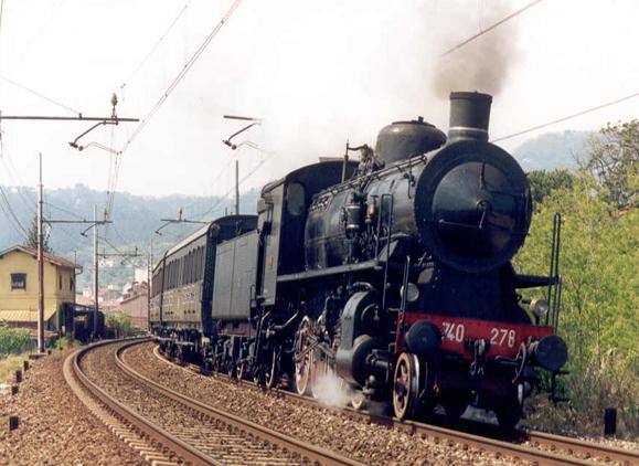 Benevento: alla scoperta del Sannio con il treno a vapore