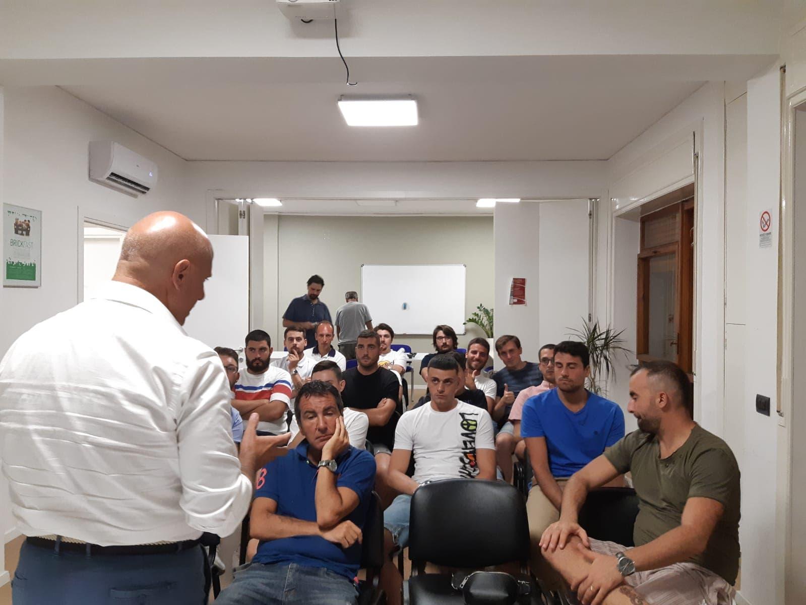 Salerno: il calcio aiuta ad abbattere le barriere