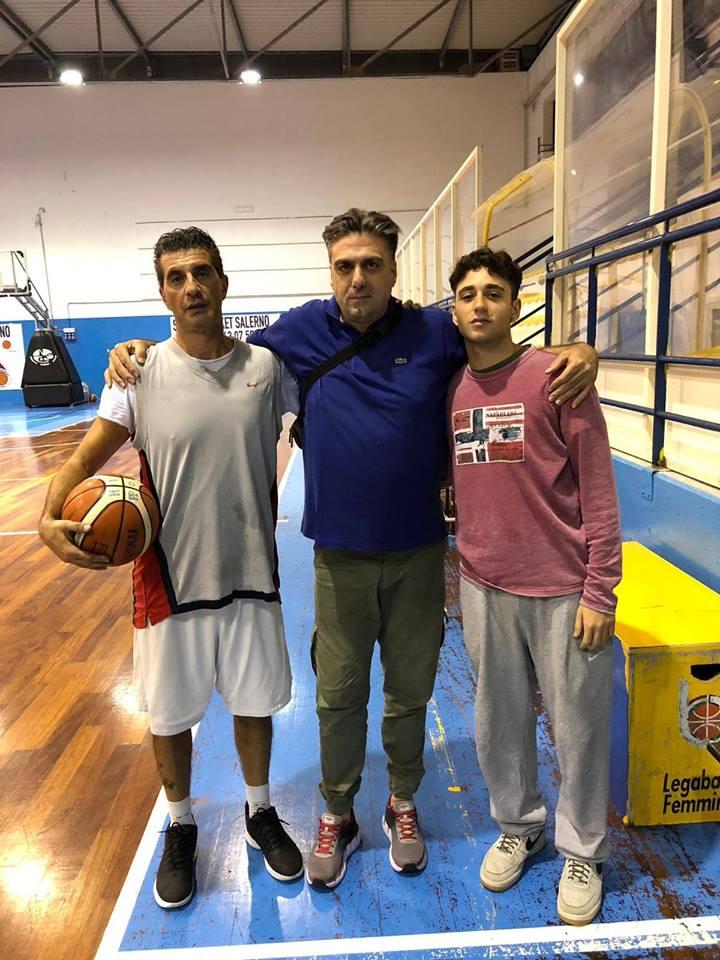 Hippo Basket Salerno: Chiapparrone sulle orme di Antonucci