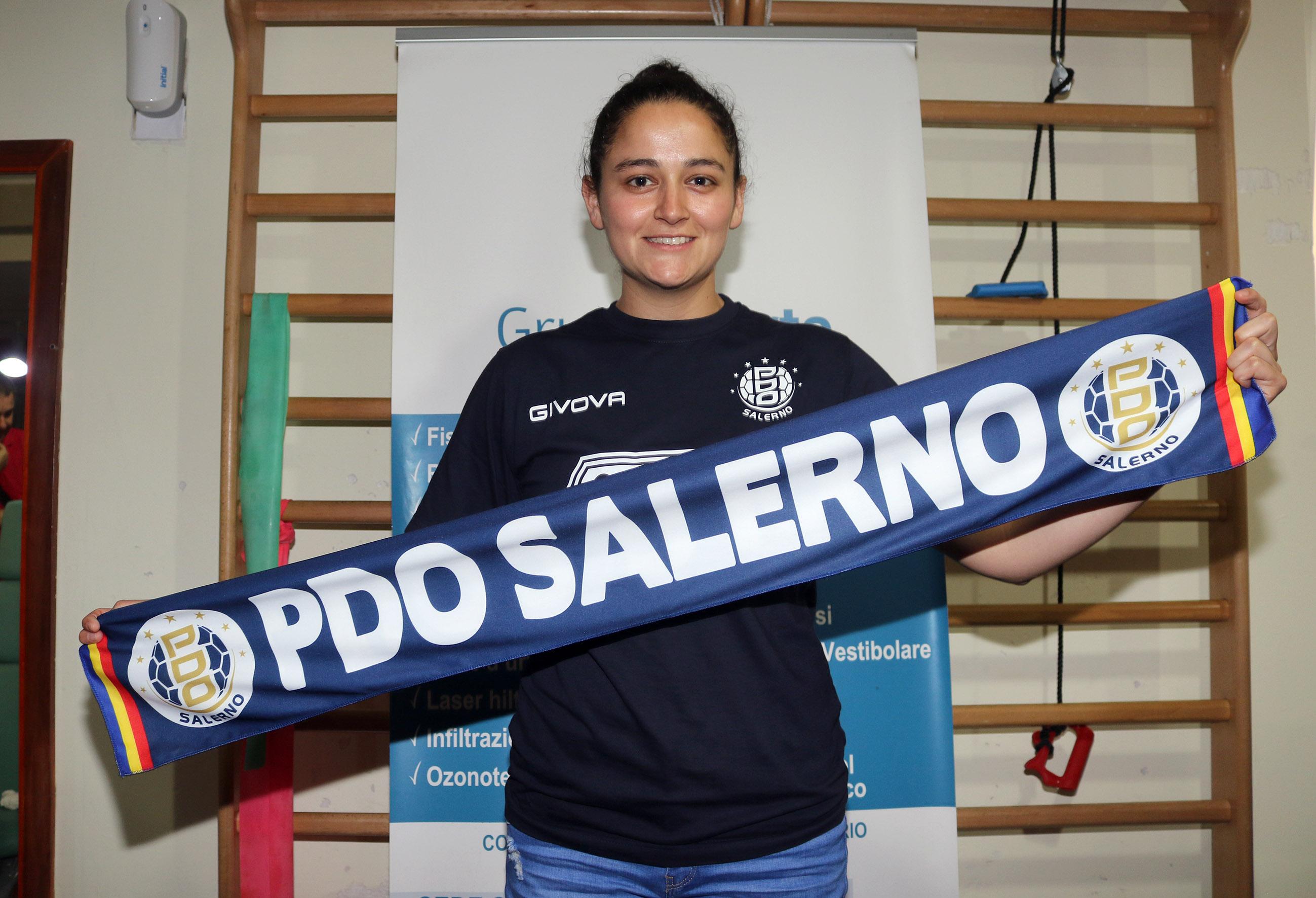 Impegno casalingo per la Jomi Salerno