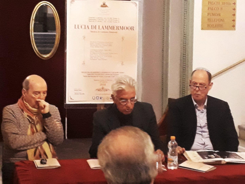 """Salerno: """"La custodia del fuoco"""" e il maestro Daniel Oren"""