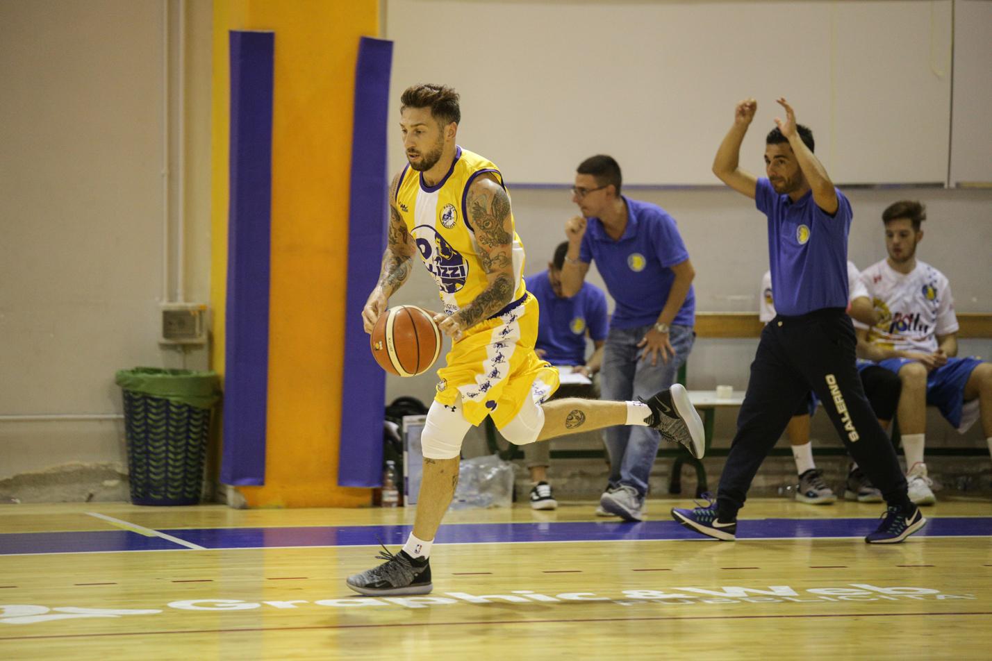 Il Basket Bellizzi in trasferta sul campo di Casapulla