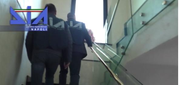 Napoli: sequestrati beni per 16 milioni di euro a Bruno Potenza