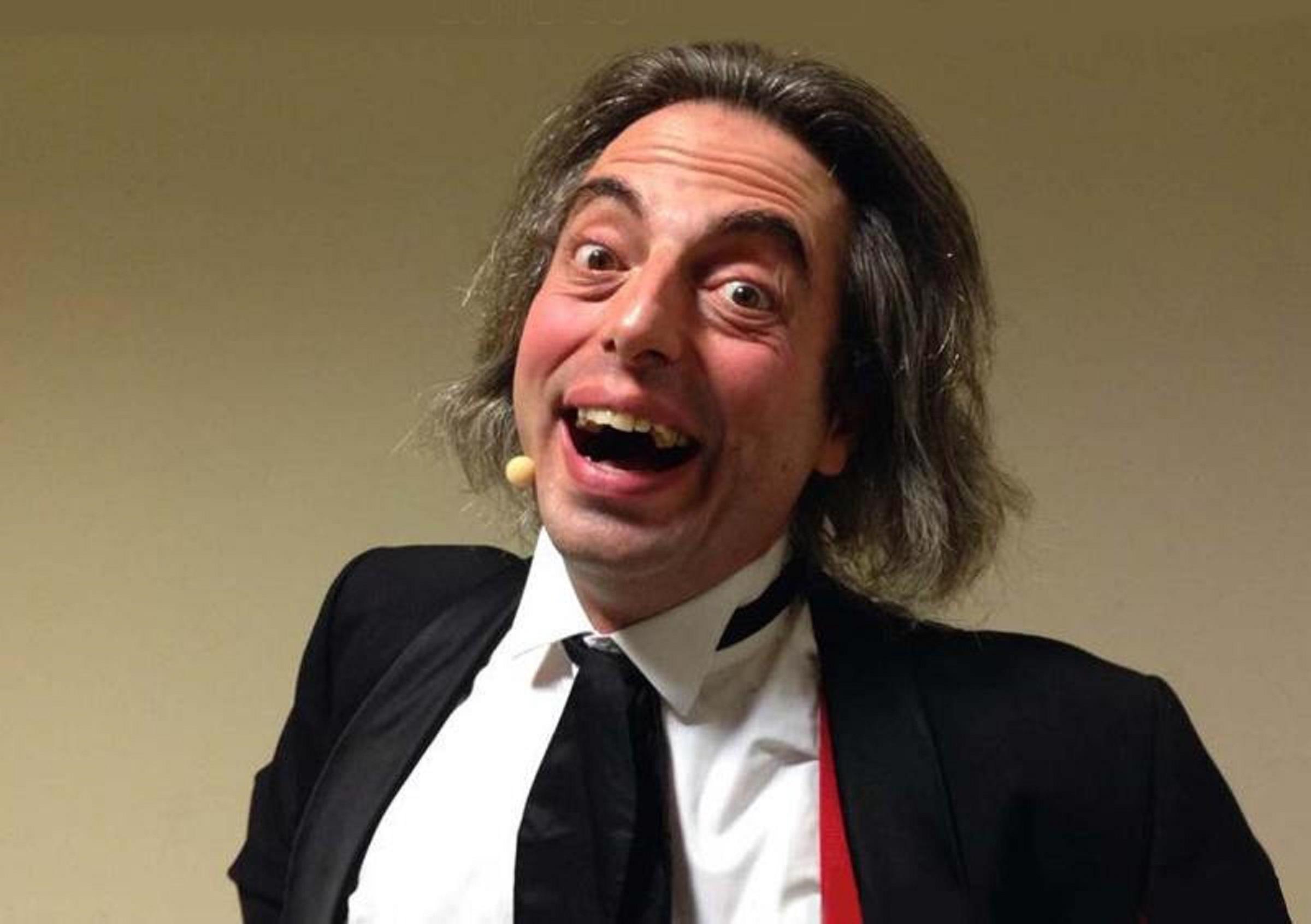 La magica comicità di Scimemi al Teatro Ridotto
