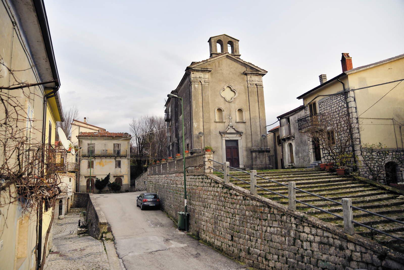 Campania, i 6 borghi che rischiano di scomparire