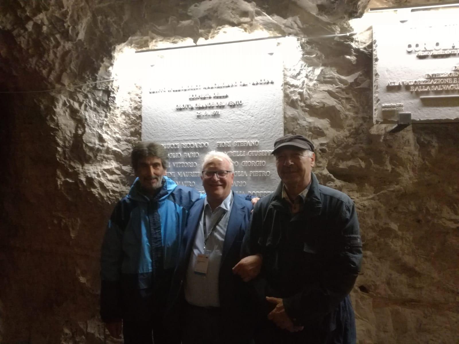 Al congresso internazionale delle Grotte, spiccano Pertosa e Auletta