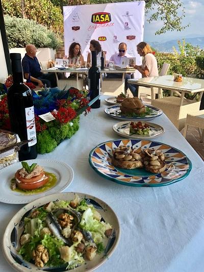 Francesca Pace vince ilfood-contest IASAexperience