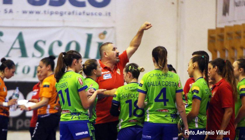 Riprende la preparazione la Jomi Salerno in vista della sfida contro il Brixen