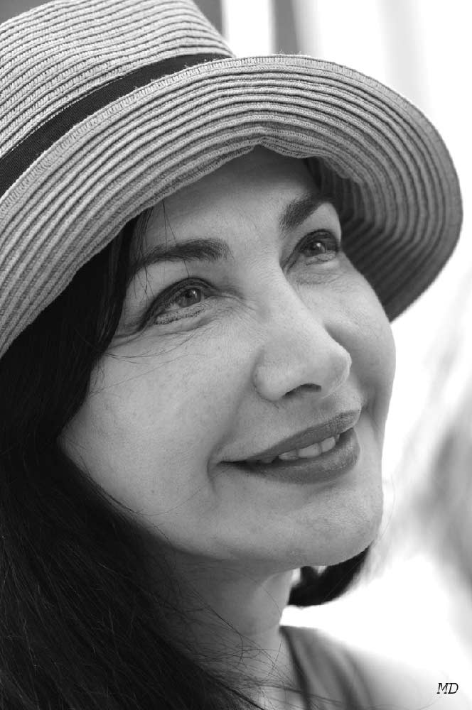 Napoli ospita la poetessa Maram al-Masri
