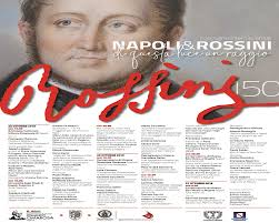 Napoli celebra Gioacchino Rossini