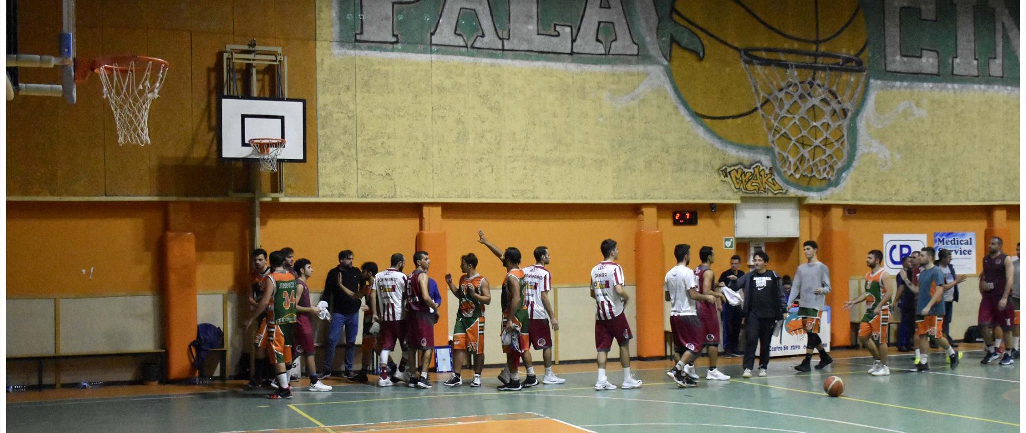 Terza sconfitta in campionato per la Hippo Basket Salerno