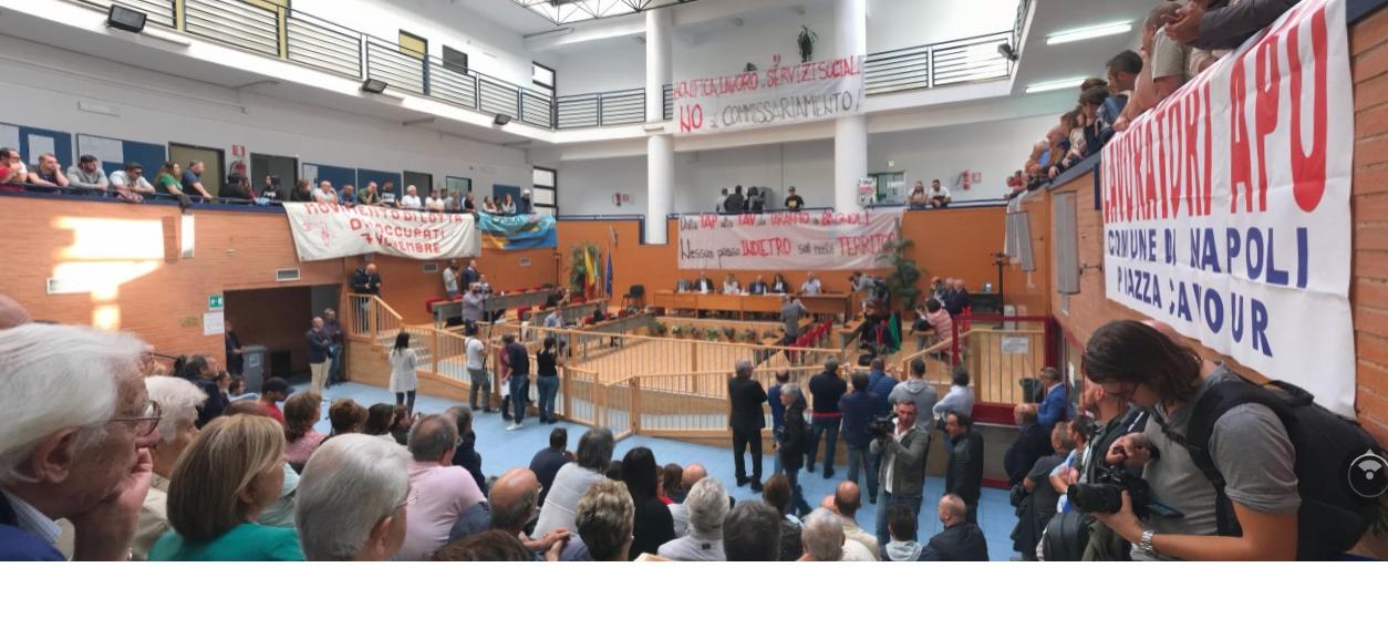 Bagnoli, il Ministro Lezzi incontra i comitati: confronto duro ma costruttivo