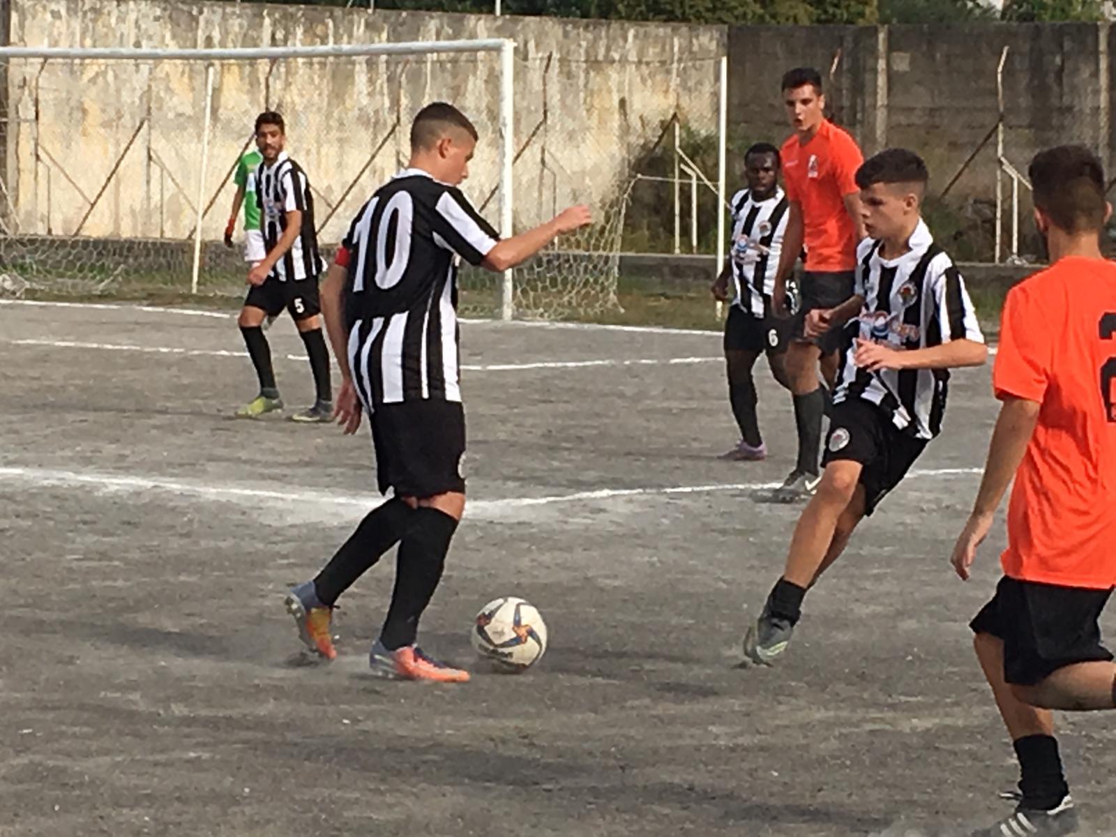 La Battipagliese Juniores sconfitta dal Pontecagnano
