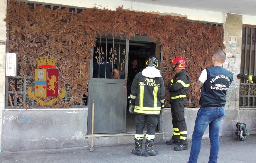 Napoli, Rione Traiano: Blitz della Polizia, espugnato fortino dello spaccio