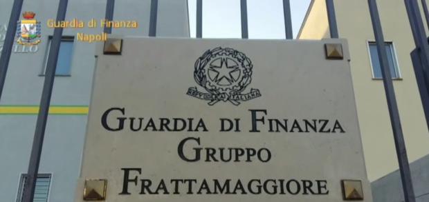 Grumo Nevano, blitz della Guardia di Finanza: scoperti 39 lavoratori in nero