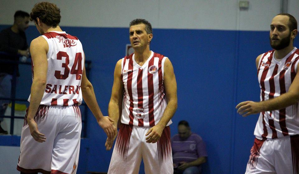 Voglia di rinvincita per la Hippo Basket Salerno