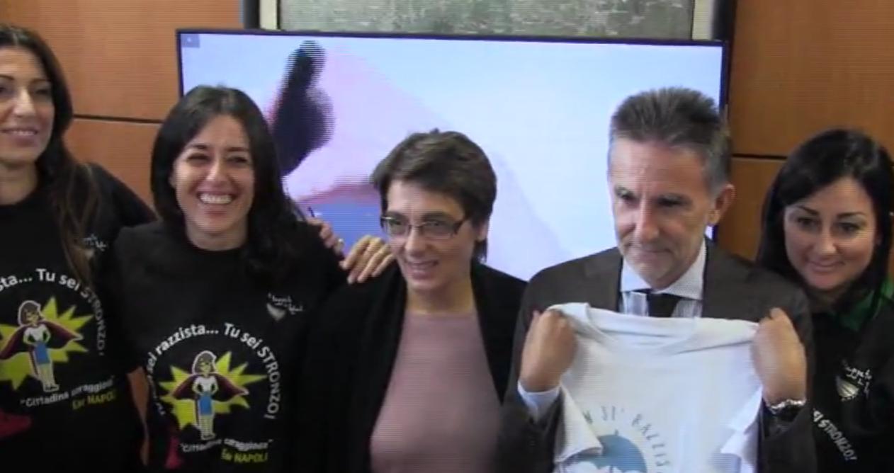 L'Eav ha premiato Maria Rosaria, eroina della normalità