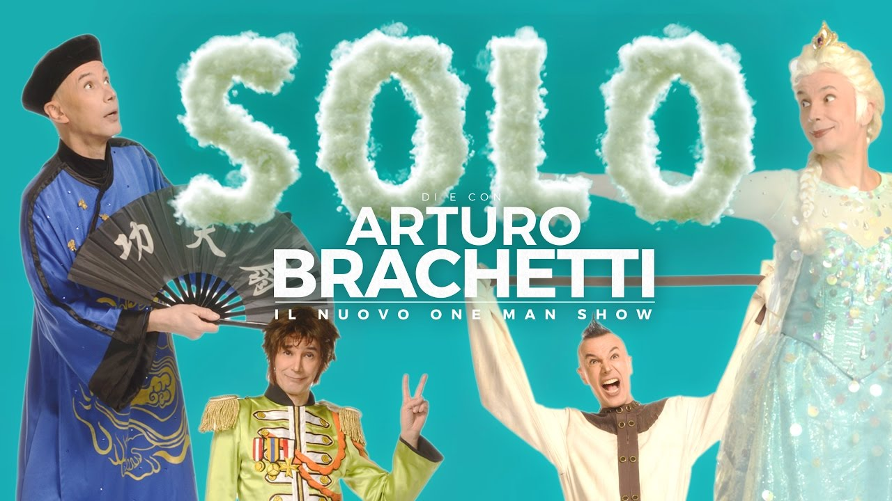 Le trasformazioni di Brachetti al Gesualdo di Avellino
