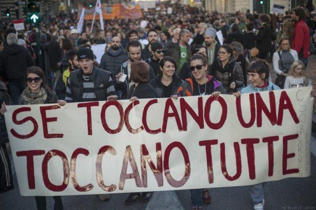 8 marzo, le iniziative della Cgil in Campania per la giornata internazionale della donna