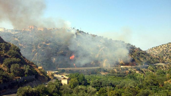 Incendi e rifiuti: la Regione stanzia 470mila euro