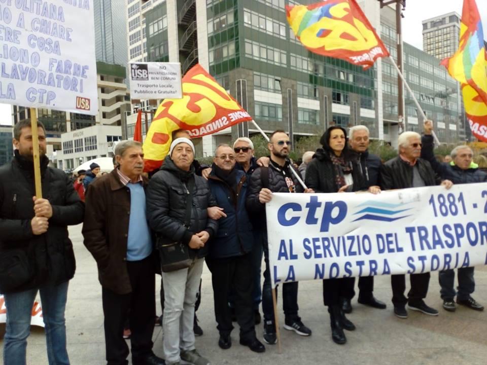 Città Metropolitana Napoli, de Magistris approva ricapitalizzazione Ctp
