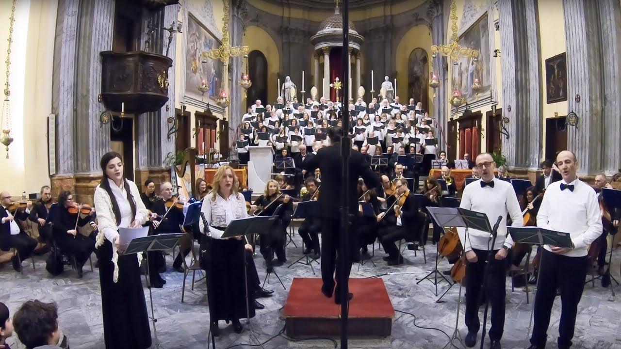 Il Duomo di Benevento ospita Stabat Mater per soli, coro e orchestra