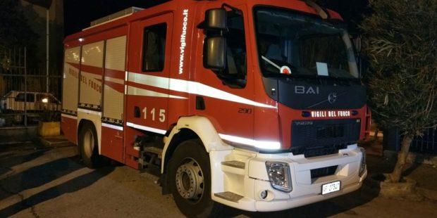 Caserta, incendio in una casa di riposo: due morti