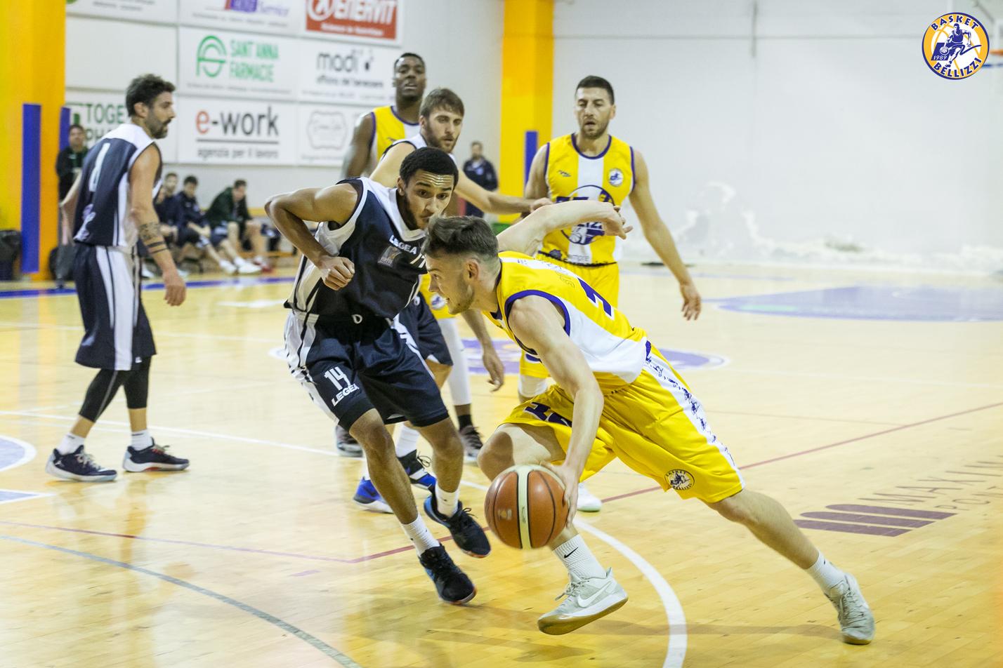 Basket: il Bellizzi batte il Procida 73-43