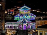 Amalfi si prepara a vivere la magia del Natale e Capodanno