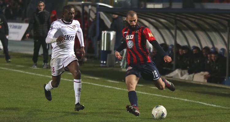 Salernitana: finisce 0-0 la sfida di Cosenza