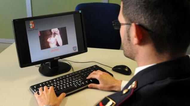 Pedofilia online, maxi operazione in 15 regioni: 4 perquisizioni in Campania