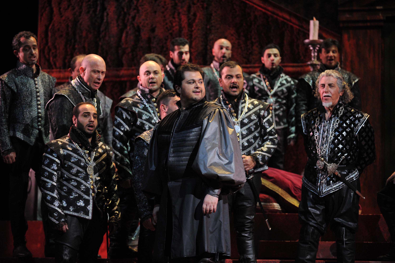 Al Teatro Verdi si alza il sipario sul Rigoletto