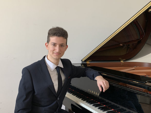 Salerno: Omaggio a Rachmaninov nella Sala San Tommaso