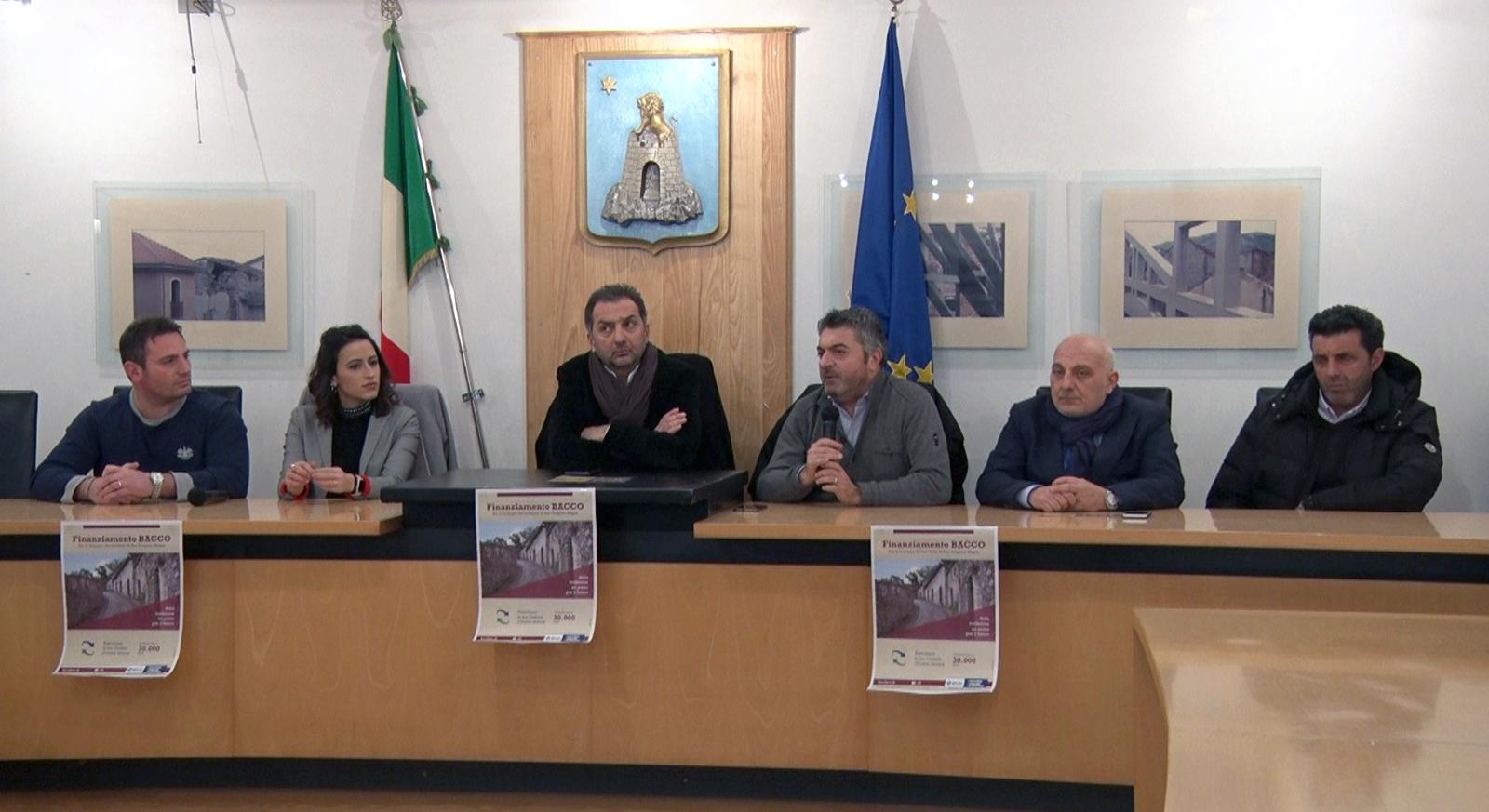 San Gregorio Magno: nuovi finanziamenti per le 40 cantine locali