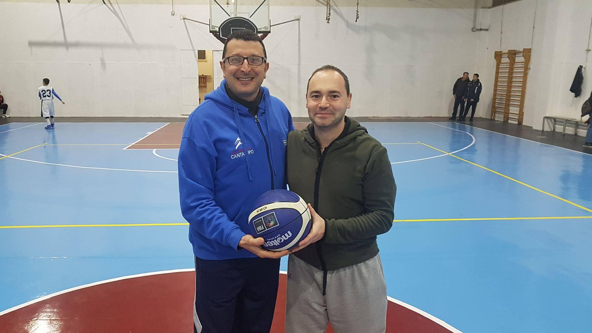 Minibasket: volto nuovo in casa Hippo, arriva Francesco Dragonetto