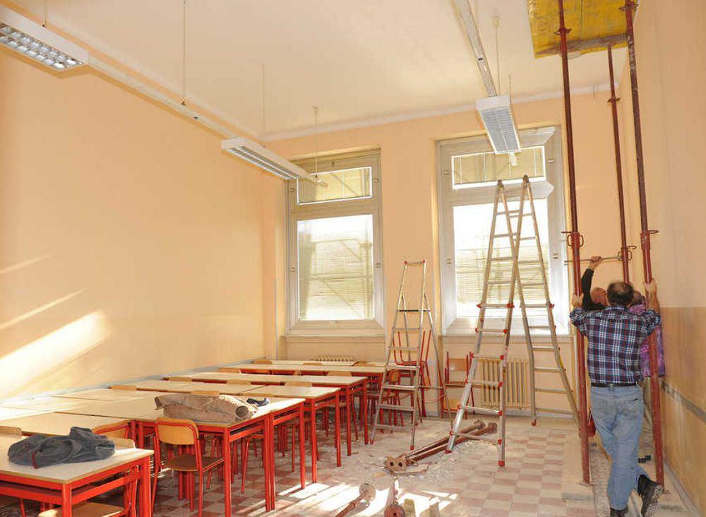 Edilizia scolastica: approvati 93 nuovi interventi per la costruzione di nuove palestre