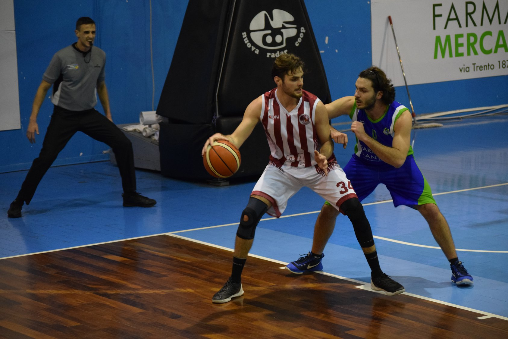 La Hippo Basket sfida i la C.S. Secondigliano