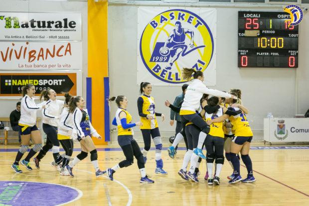 Il Volley Bellizzi batte Casa d'Or e inizia alla grande il 2019
