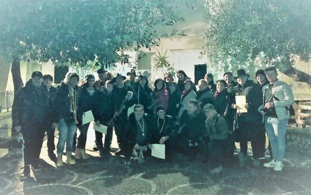 Successo a Bracigliano per il primo festival della zampogna