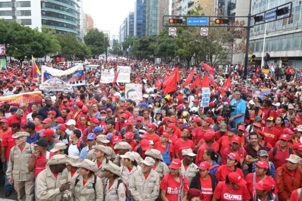 Venezuela, come in Cile nel '73: Colpo di Stato pilotato dagli Usa