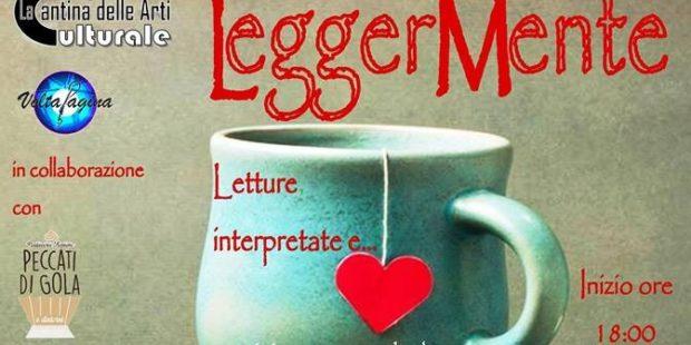 LeggerMente, letture interpretate e una tazza di thè