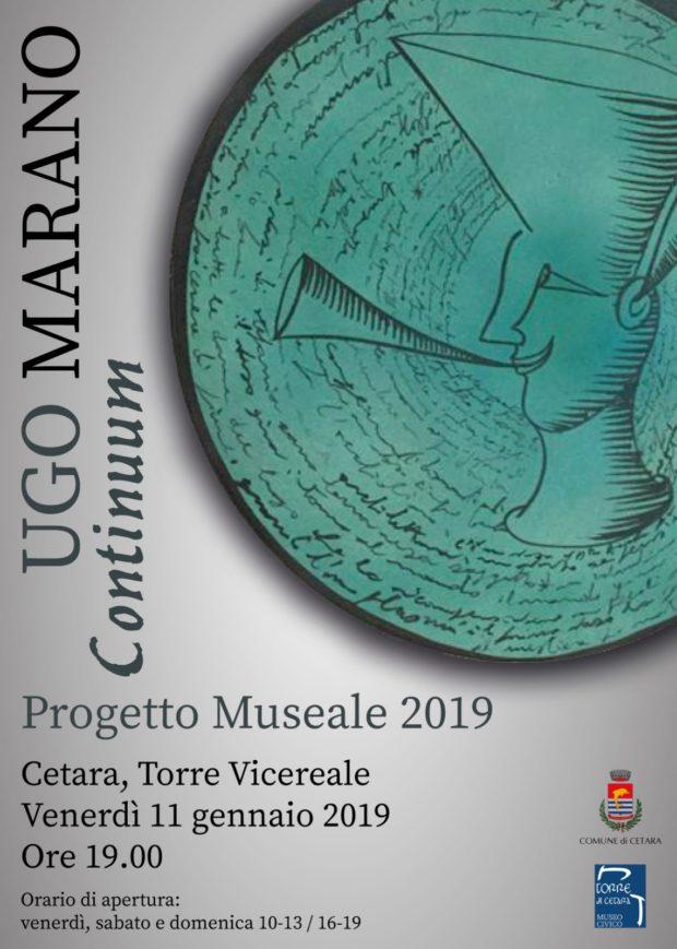 "Il ""Continuum"" di Ugo Marano in mostra a Cetara"