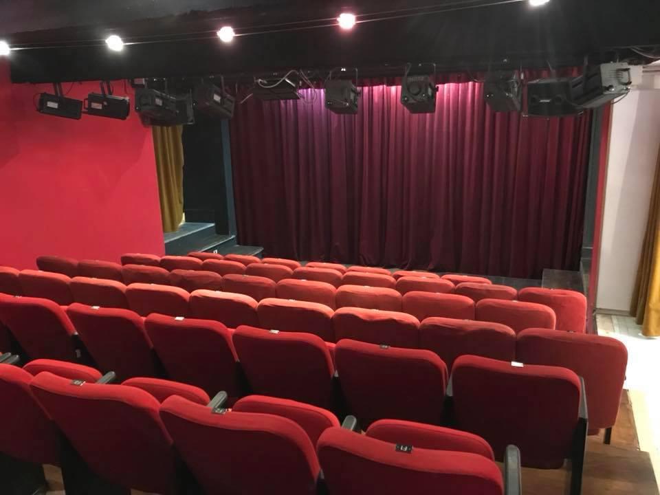 """""""Un pallido puntino azzurro"""" al Teatro del Giullare"""