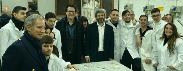 """Roberto Fico: """"Capodimonte è un luogo straordinario"""""""