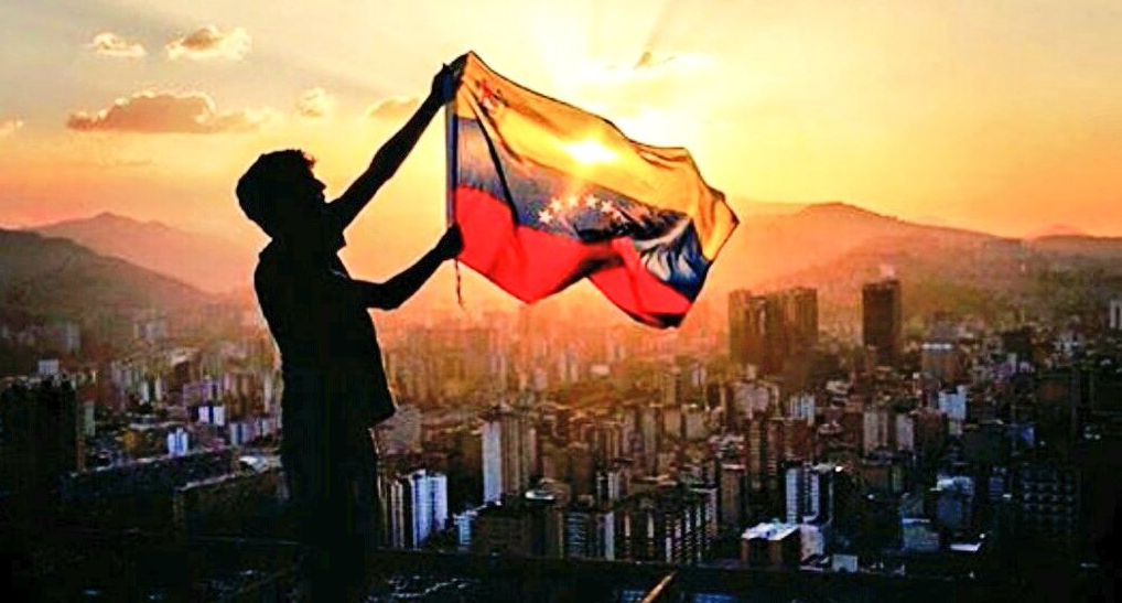 """Biden vuole affamare il popolo venezuelano, tacciono gli """"antifa"""""""