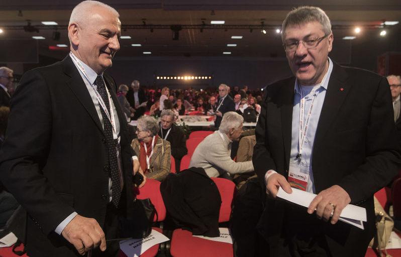 Congresso Cgil, raggiunto accordo per il 'rimpasto': Landini segretario, Colla vice